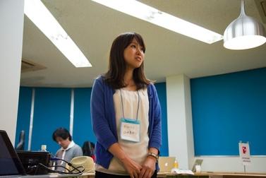 株式会社テリムクリ 山田 恵理子さんのセッションの様子