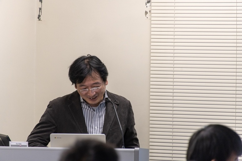 言問株式会社 藤田 拓さん